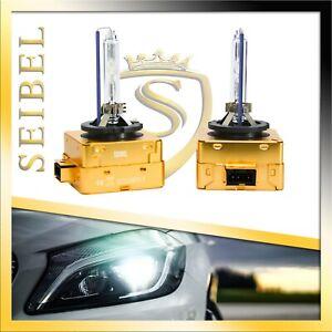 2-x-Premium-XENO-d1s-Lampade-Pere-per-Qashqai-j10-ORO-Edition