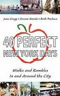 40 Perfect New York Days: Walks and Rambles in and Around the City by Serena Nanda, Joan Gregg, Beth Pacheco (Paperback / softback, 2004)