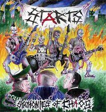 Starts - Symphonies of Chaos (CD) NEU Sperrzone Punk Punkrock Police Shit Oi