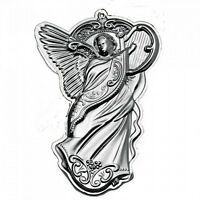 2013 Wallace Grande Baroque Angel Sterling Christmas Ornament 13th Edition