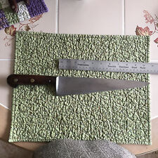 VINTAGE/ANTIQUE?  F. DICK KNIVES GERMANY LARGE CHEF KITCHEN KNIFE