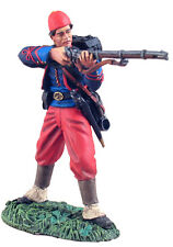 William Britain American Civil War Infantry Pennsylvania Zouaves Firing 31101