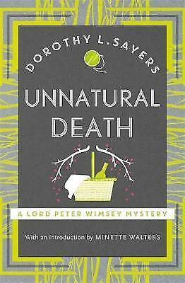 Unnatural Death by Dorothy L. Sayers (Paperback)