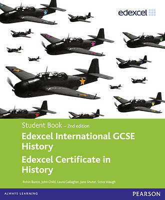 1 of 1 - Edexcel International GCSE History Student Book second edition by Jane Shuter, …