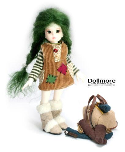 Dollmore BJD Clothes Banji Outfit Tomboy Girl Set