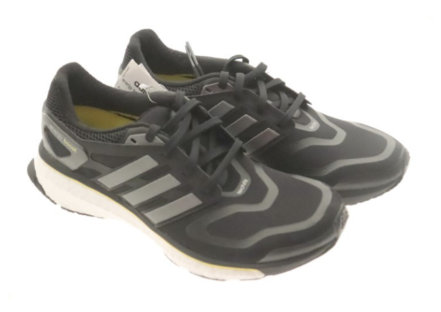 128fc01a9 ... coupon for adidas energy boost g64392 black yellow iron running shoes  mens size 7 new e872f ...