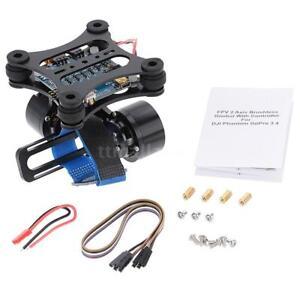 New-CNC-FPV-BGC-2-Axis-Brushless-Gimbal-Controller-amp-Sensor-for-GoPro-Camera