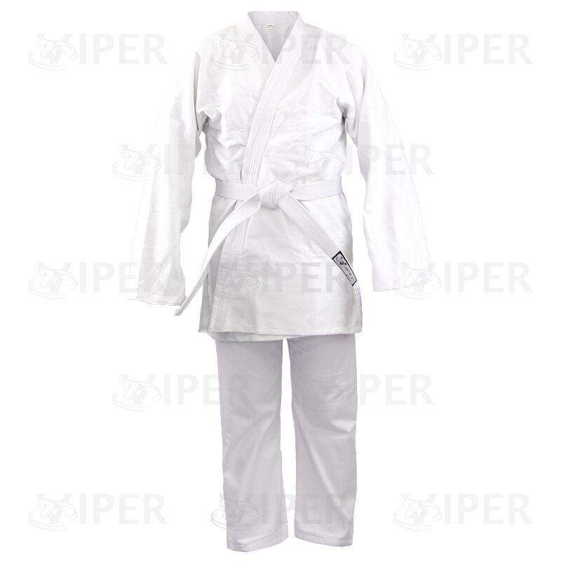 VIPER Judo Training  Uniform 100% Cotton Judo Suit Gi - White  the best online store offer