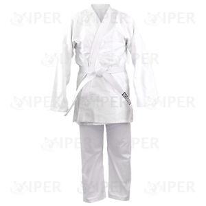 VIPER-Judo-Training-Uniform-100-Cotton-Judo-Suit-Gi-White