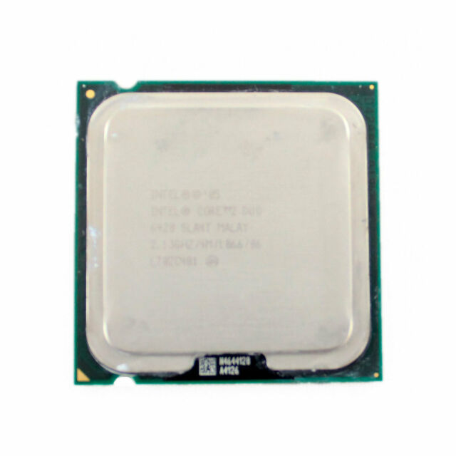 Processor Intel Core 2 Duo 6420 2.13GHz 4MB 1066MHz Socket 775 (LGA775) SLA4T