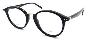 b66acb112e Celine Rx Eyeglasses Frames CL 41406 807 48-19-140 Black Made in ...