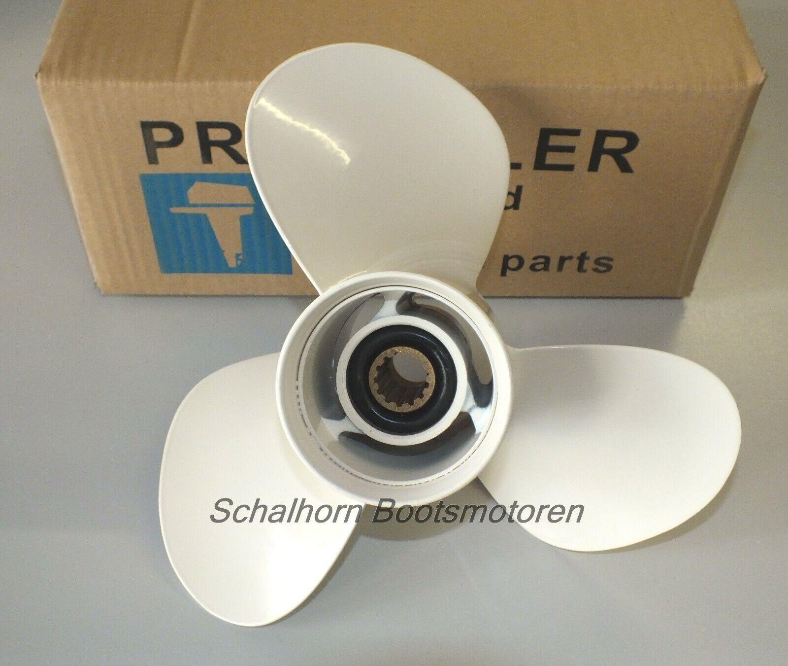11-1 2 X 13 G  Propeller, passend für Yamaha 30 bis 60