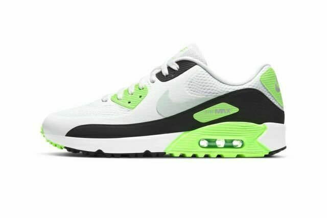 Size 11.5 - Nike Air Max 90 Golf Flash Lime 2021 for sale online ...