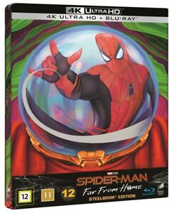 Spider-Man-Far-from-Home-Limited-Edition-Steelbook-4K-UHD-Blu-Ray