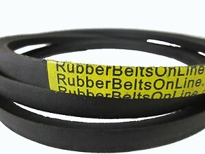 "Quality 1//2/""inch Wide 74/""Long Length Rubber V Belt A72 Width .500/""VBelt 4L740"