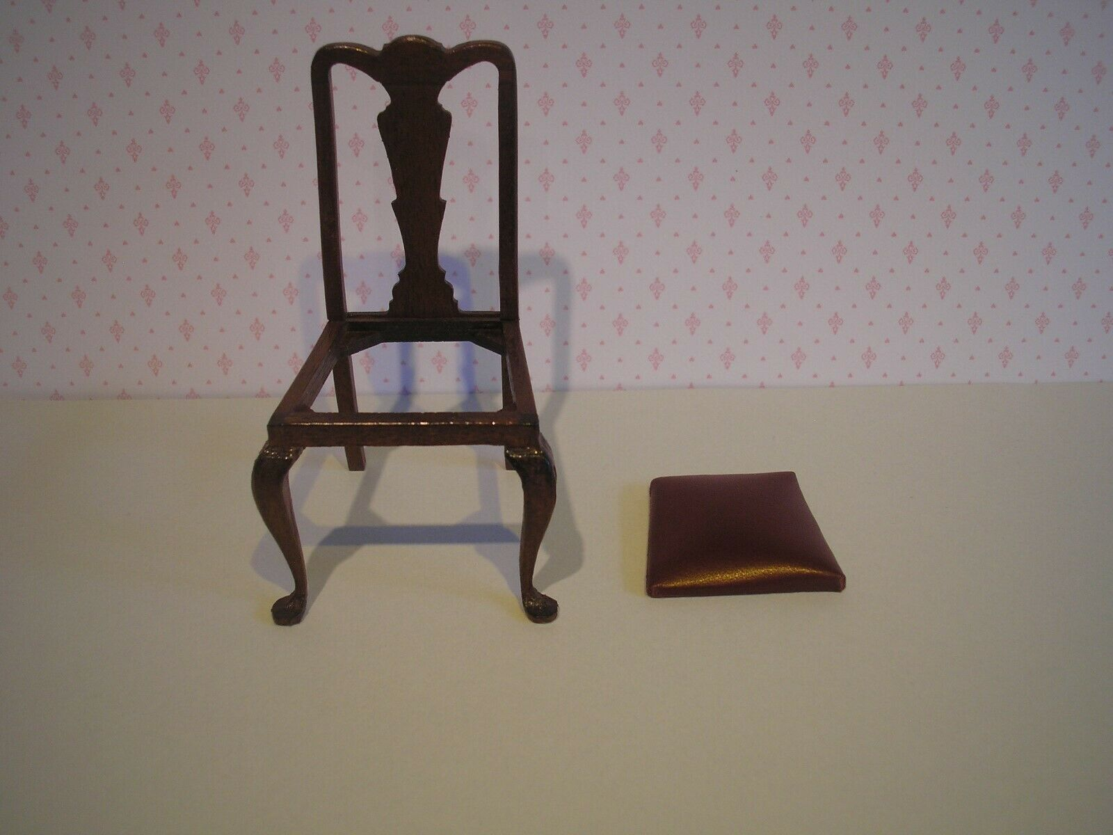 1.12 scale chair made by escutcheo for the Dolls House furniture