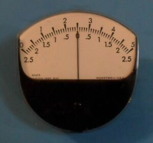 Honeywell-Marion-Deviation-Analog-Panel-Meter-Made-in-USA