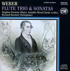 Flute Trio and Sonatas von Stephen Preston,Richard Burnett (2014)