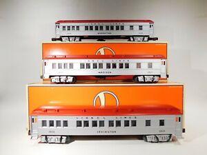 Lionel-O-Gauge-Lionel-Lines-Passenger-Cars-6-39029-6-39030-6-39031-C-93