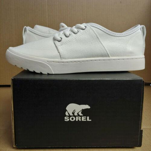 Taille Sorel 100 8 Campsneak 2866 Nl Femme Lace Blanc qggHdS