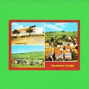 Ansichtskarte-DDR-Heubach-Thuer