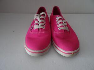 Vans-Sneaker-Pink-Groesse-3-UK-Damen-US-5-5