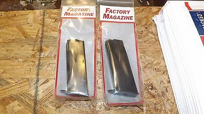 9mm 2 Steyr M-9-10rd factory NEW magazines mags clips S181*
