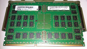 Details about IBM 8GB 1GX72 Server Memory/RAM 00V5404  MT40KSF1G72MDW-1G1K1A60A