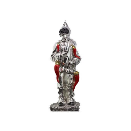 Statuina Pulcinella LEO84150E 272 Laminata in Argento 925 084102E