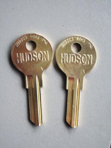 2 5 Wafer Details about  /Hudson HO2 Key Blanks