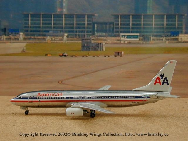 barato en línea American American American Airlines B-737-800 (N909AN), Chrome Finish, 1 400, Dragon Wings  mejor calidad mejor precio