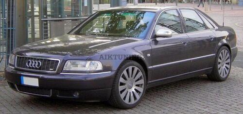 Audi A8 D2 1999-2003 Facelift Front Bumper Spoiler Apron Valance Replica