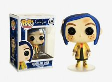 Funko Pop Movies Coraline as a Doll Collectible Figure Multicolor