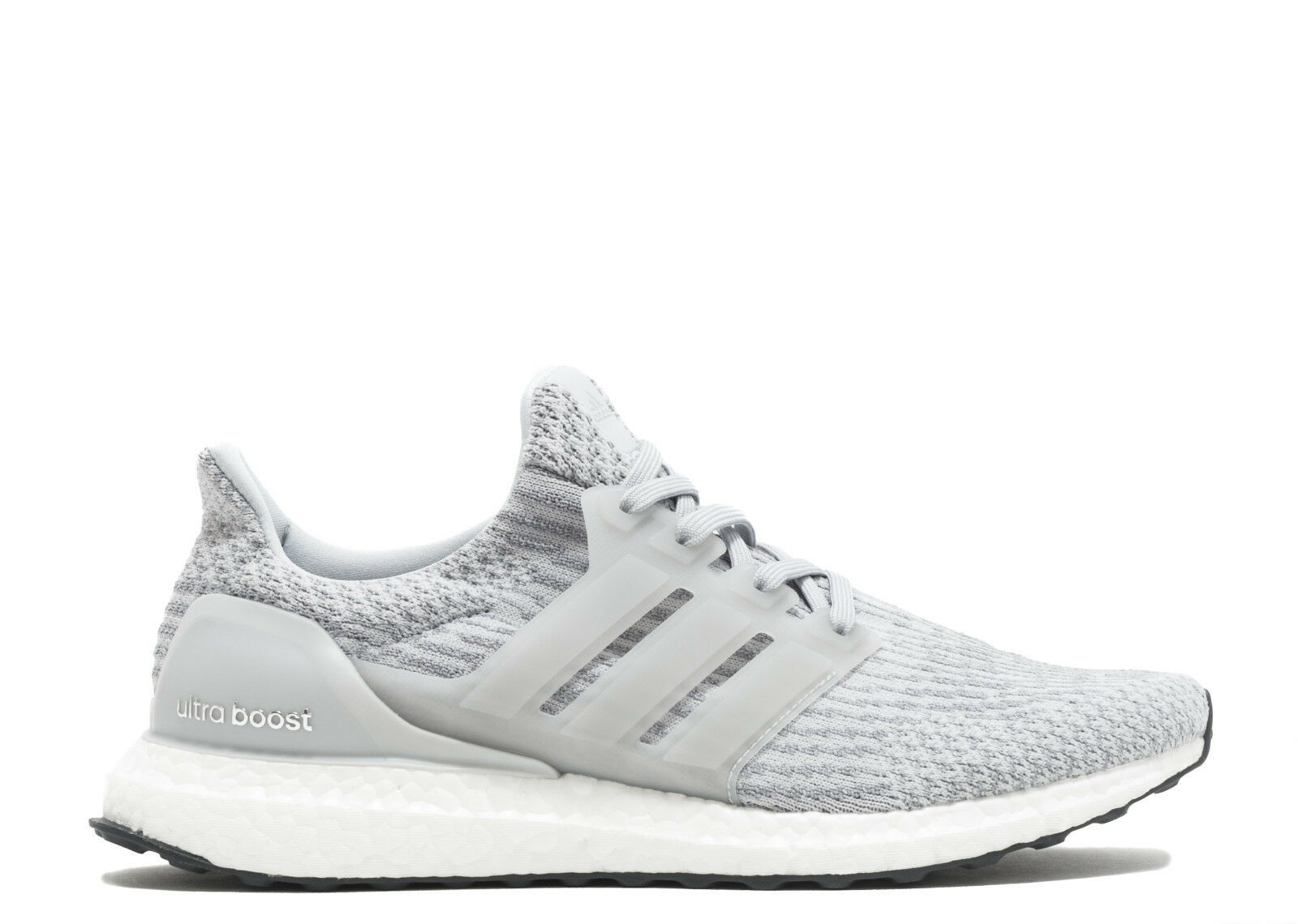 NEW NEW ADIDAS ULTRA BOOST GREY WHITE 2016 NEW NEW SZ 12 BB6059 UB 174a65