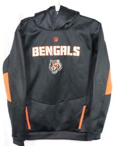 Nice NFL Cincinnati Bengals Youth Boys XL Embroider Pullover Hoodie  free shipping