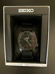 Seiko-5-Sports-SRPE69-SRPE69K1-5KX-Black-Automatic-Watch