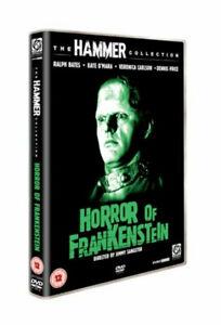 The-Horror-Of-Frankenstein-DVD-1970-Vintage-Hammer-Horror-NEW-SEALED-PAL-R2
