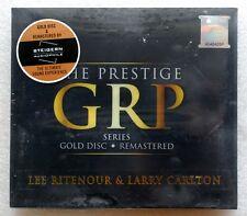 LEE RITENOUR LARRY CARLTON GPR 24K GOLD CD REMASTERED BY STEIGERN New Sealed