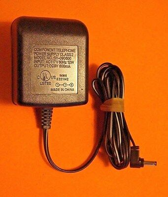 Vtech PC-0750-DUA Plug-In Power Supply for Component Telephone Output DC7V 500mA