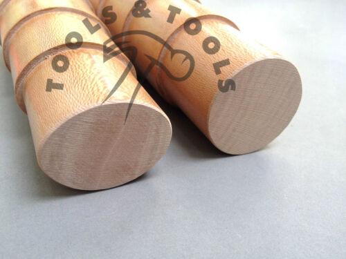 Redondas y ovales De Madera Reforzada Mandriles Pulsera Brazalete De la configuración de madera Jewlery haciendo