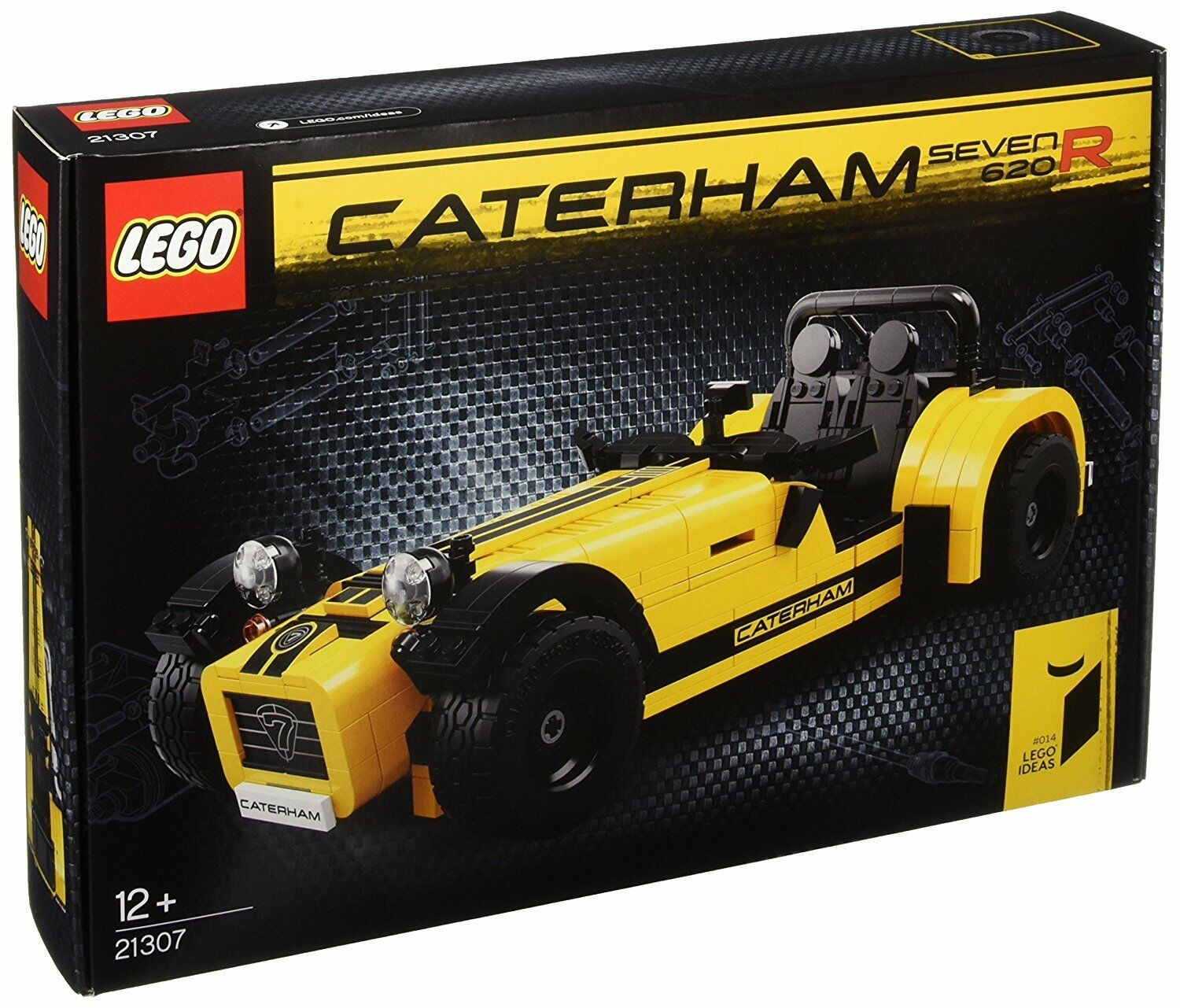 LEGO Ideas (21307) Caterham Seven 620R (Brand New & Factory Sealed) A