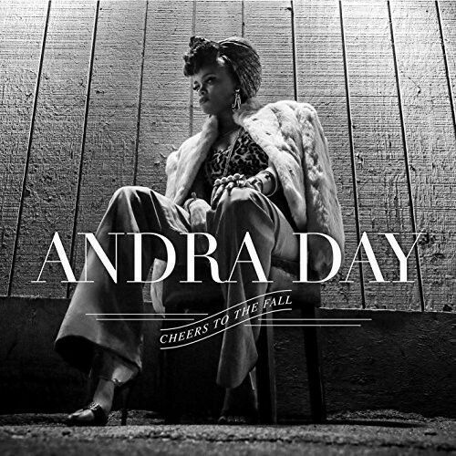 Andra Day - Cheers to the Fall [New Vinyl]