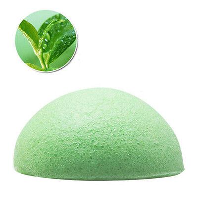 Facial Beauty Wash Cleaning Konjac Konnyaku Jelly Fiber Sponge Puff Exfoliator