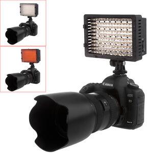 Neewer-160-LED-CN-160-Camera-Video-Lamp-Light-for-Canon-Nikon-Sigma-Olympus