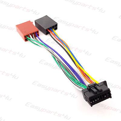 Adaptador PIONEER ISO DEH-2200UB DEH-2200UBB DEH-2220UB DEH-7500SD DEH-3200UB