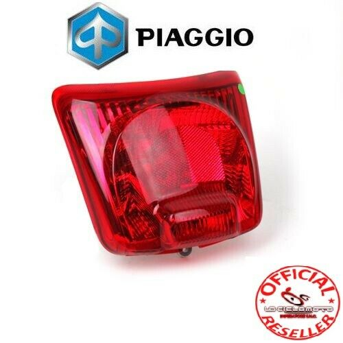 PIAGGIO VESPA GTS 125 SUPER 09/16 PILOTO TRASERO ORIGINAL