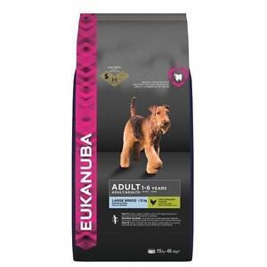 Eukanuba Adult Large Breed Dry Dog Food 15kg