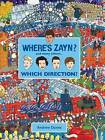 Where's Zayn?: Which Direction? by Andrew Davies (Hardback, 2015)