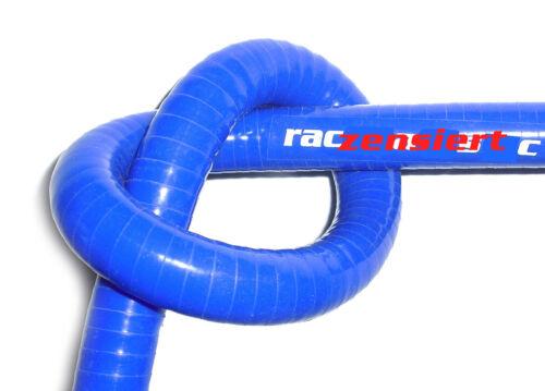 Drahteinlage Superflexibel straight Silikonschlauch 11 mm x 1 m raceparts.cc