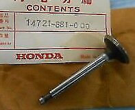 Exhaust Valve ~ 6HP 7.5HP 8HP 10HP HONDA BF6A BF8A B75 B100 4-Stroke Outboard